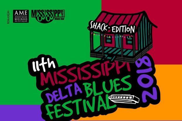 Edição 2018 do Mississippi Delta Blues Festival será nos dias 22, 23 e 24 de novembro, em Caxias do Sul MDBF/Reprodução
