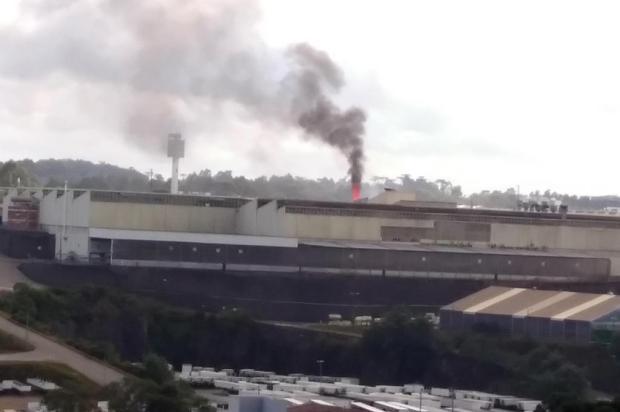 Trabalhadores da Randon, em Caxias, relatam momento da explosão Carla Almeida/Divulgação