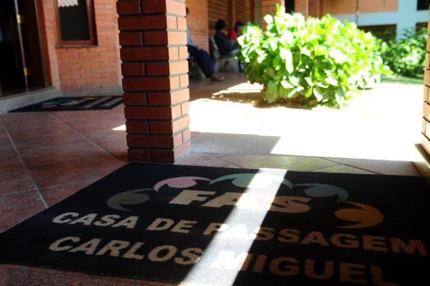 Casa de Passagem Carlos Miguel, em Caxias do Sul, terá nova gestão a partir de quinta Diogo Sallaberry/Agencia RBS