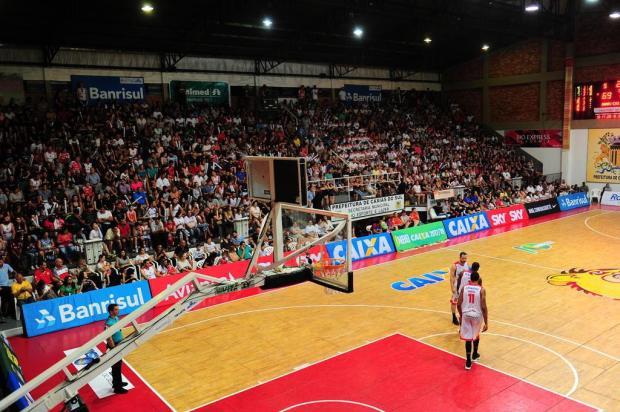 Ingressos para próximos jogos do Caxias do Sul Basquete no Sesi estão à venda Porthus Junior/Agencia RBS