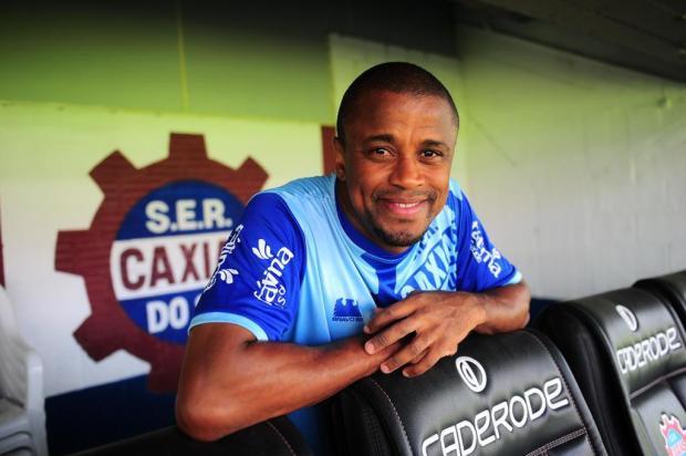 Caxias precisa jogar com a faca entre os dentes contra o Furacão Porthus Junior/Agencia RBS