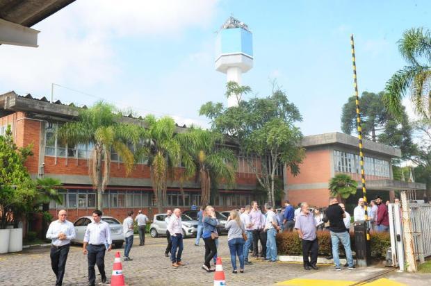Incêndio na Randon, em Caxias do Sul, não suspende operações Roni Rigon/Agencia RBS