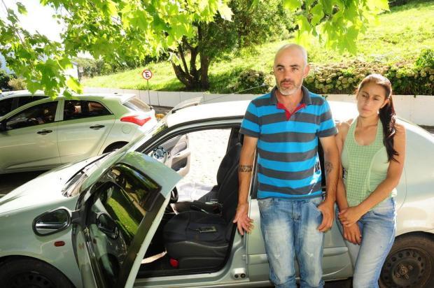 Família que teve apartamento invadido em Flores da Cunha segue fora de casa Roni Rigon/Agencia RBS
