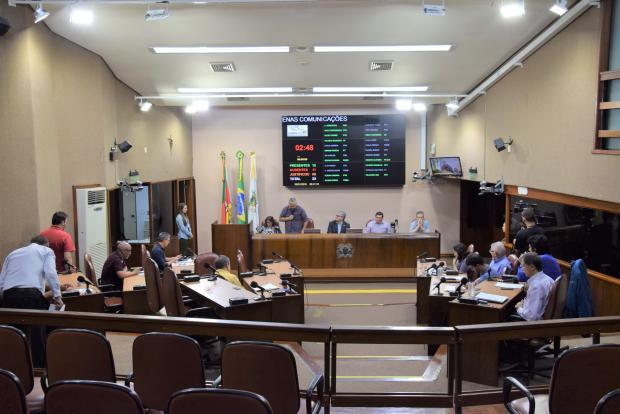 Em meio à denúncia de impeachment do prefeito, Câmara de Vereadores de Caxias retoma sessões ordinárias Clever Moreira / Divulgação/
