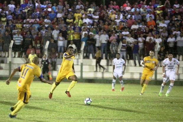 Jogadores do Juventude destacam necessidade de evolução e a importância da classificação na Copa do Brasil Elias Oliveira/Jornal do Tocantins