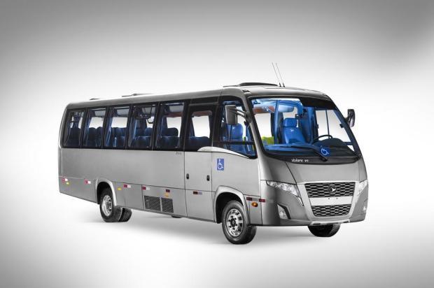 Volare, de Caxias, responde por 52,7% do mercado nacional de micro-ônibus Julio Soares/divulgação