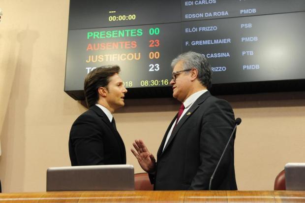 """""""Não vi nada de novo"""", diz presidente da Câmara de Caxias sobre discurso de Daniel Guerra Roni Rigon/Agencia RBS"""