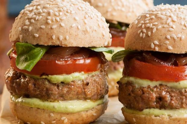 Prove o tradicional hambúrguer com vegetais e aveia Nestlé / Divulgação/Divulgação