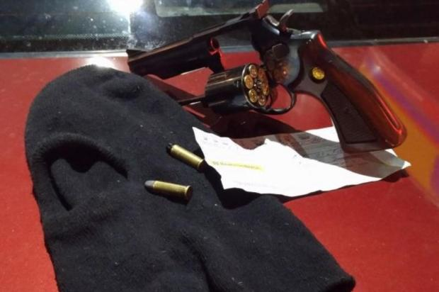Suspeitos de roubo na Serra são presos no Litoral Brigada Militar/Divulgação