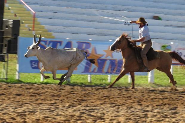32º Rodeio Crioulo Internacional deVacaria atrai 280 mil visitantes Anelise Donazzolo/divulgação