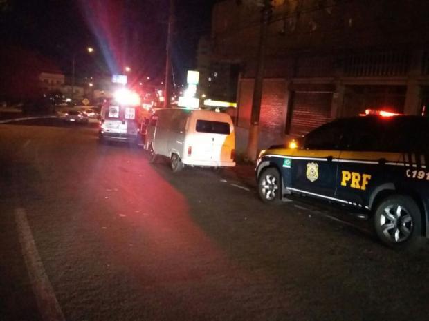 Homem morre atropelado na BR-116, em Caxias do Sul Polícia Rodoviária Federal / divulgação/divulgação