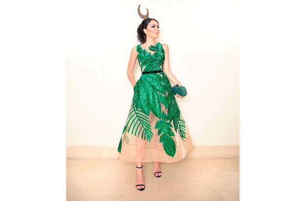 3por4: traje de estilista caxiense Carlos Bacchi brilhou no Baile de Gala da Vogue Fernando Piovesan / Divulgação/Divulgação