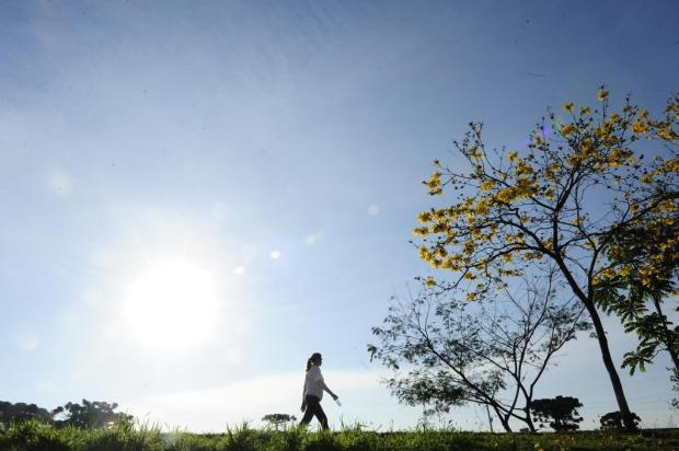 Quinta-feira terá temperaturas acima dos 30°C na Serra Roni Rigon/Agencia RBS