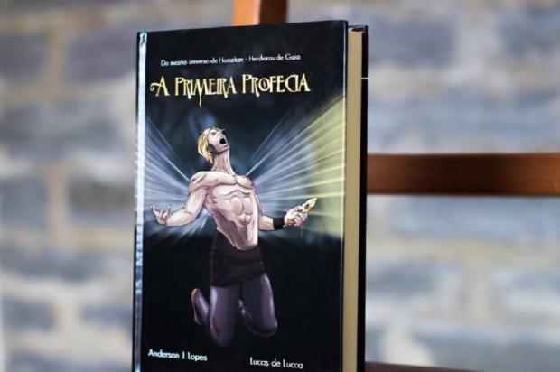 """Agenda: lançamento do livro """"A Primeira Profecia"""" ocorre neste sábado, em Bento Gonçalves Reprodução/"""