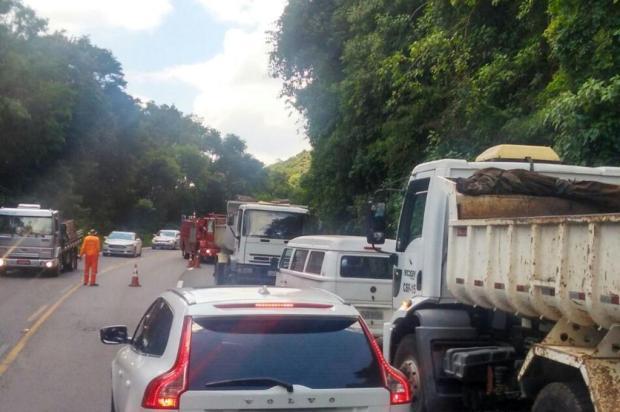 Funcionário morre durante obras de manutenção da ERS-122 na Serra Arquivo Pessoal/Divulgação