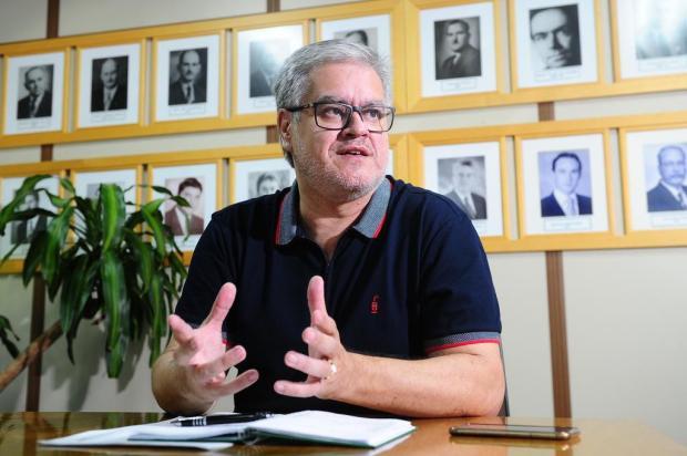 """""""Velha prática política que condeno"""", diz presidente da Câmara sobre ingresso do PSB no Governo Leite Diogo Sallaberry/Agencia RBS"""