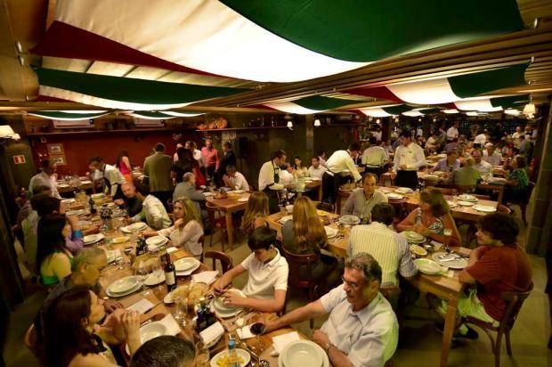 Rede DiPaolo contabiliza 620 mil refeições servidas em 2017 Eduardo Liotti/divulgação