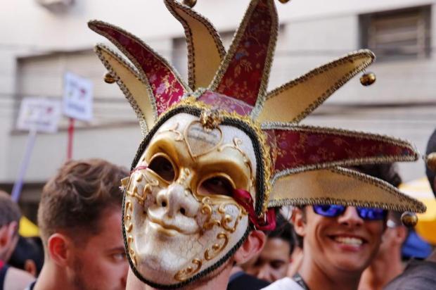 3por4: Forqueta e Galópolis realizam carnaval de rua Robinson Estrásulas/Agencia RBS