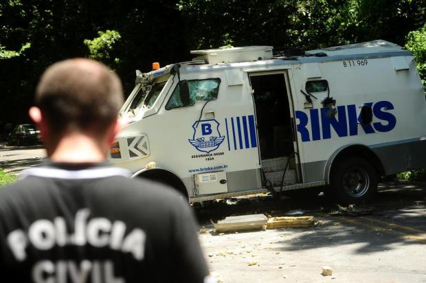 Preso no ataque a carro-forte em Bento Gonçalves já matou comerciante em Garibaldi Diogo Sallaberry/Agencia RBS