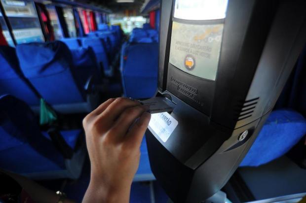 Até março, empresa de transporte coletivo de Farroupilha pretende extinguir uso das passagens de papel Felipe Nyland/Agencia RBS