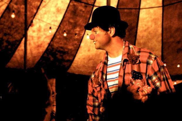 """""""O Palhaço"""", de Selton Mello, é exibido no Cinema de Rua, nesta quarta, em Bento Imagem Filmes/Divulgação"""