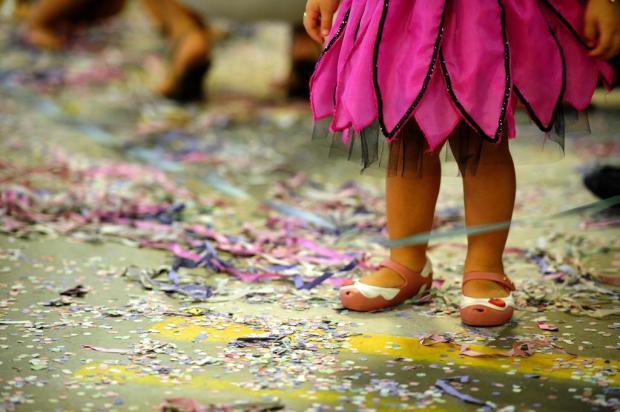 Agenda: oficina de Carnaval para crianças ocorre nesta quarta e quinta, em Bento Ricardo Wolffenbüttel/Agencia RBS