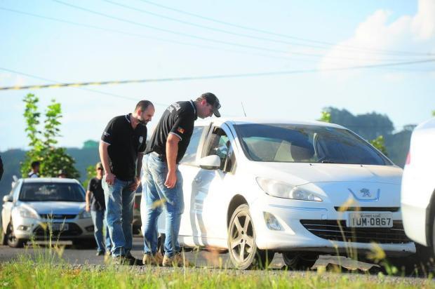 """""""Ele dizia que só queria ser preso"""", relata refém de assaltante que atacou carro-forte em Bento Gonçalves Porthus Junior/Agencia RBS"""