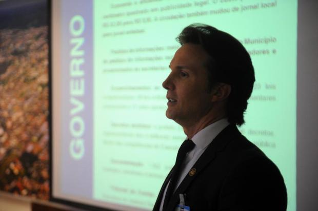 Prefeito de Caxias do Sul apresenta obras para 2018 Felipe Nyland/Agencia RBS