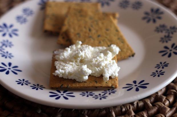 Aprenda a fazercream cracker de grão de bico Pitadinha / Divulgação/Divulgação