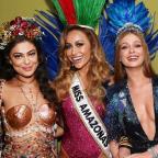 Celebridades brilham no Baile da Vogue Arquivo / Divulgação/Divulgação