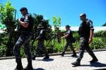 Polícia segue nas buscas a criminosos que atacaram carro-forte em Bento Gonçalves