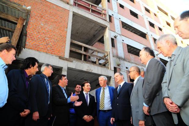 Ministro da Saúde confirma apenas R$ 966,5 mil por ano para o Hospital Geral em Caxias Porthus Junior/Agencia RBS