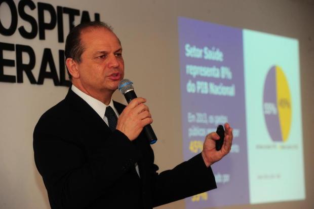 Verba para UPA Zona Norte só depois de visita técnica, diz ministro da Saúde em Caxias Porthus Junior/Agencia RBS