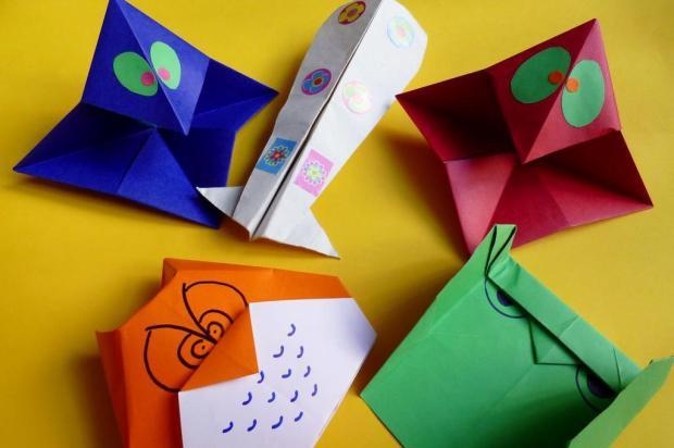 Agenda: oficina de origami para crianças será realizada nesta sexta, em Bento Gonçalves Mika Tanabe/Divulgação
