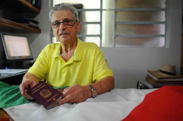 Tem cidadania italiana? Confira como votar nas eleições do parlamento da Itália Felipe Nyland/Agencia RBS