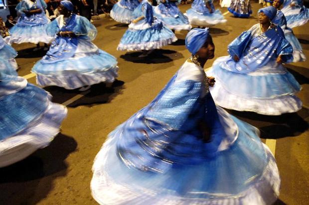 Pelo menos sete escolas de samba de Caxias devem se apresentar na Rua Plácido de Castro Juan Barbosa/Agencia RBS