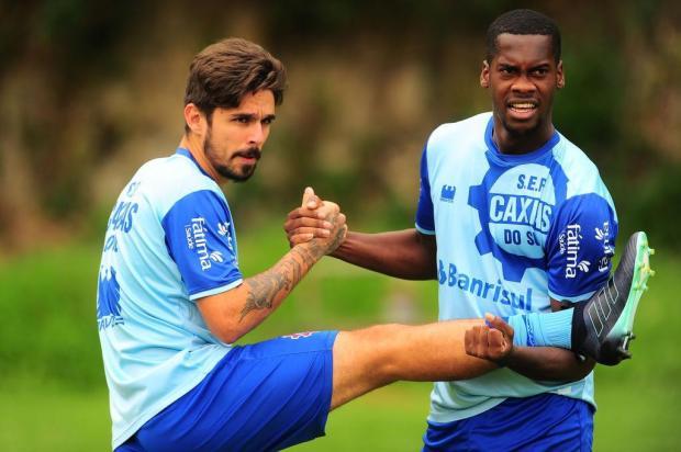 Rafael Gava aproveita o descanso no Caxias para estar 100% contra o Veranópolis Porthus Junior/Agencia RBS