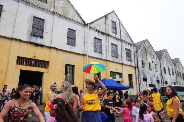 Forqueta, em Caxias, celebra as raízes italianas no Carnaval  Roni Rigon/Agencia RBS