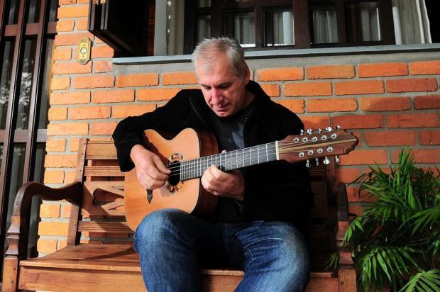 Agenda: Valdir Verona lança CD na próxima quinta, em Caxias Diogo Sallaberry/Agencia RBS