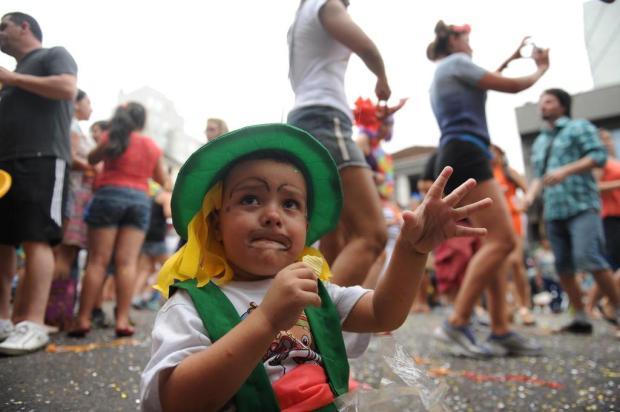 Agenda: Zanuzi realiza bloco de Carnaval nesta terça, em Caxias Diogo Sallaberry/Agencia RBS