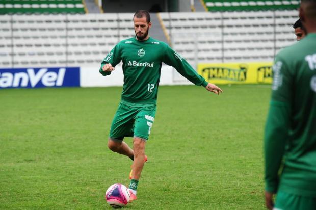 Em possível reestreia como titular do Juventude, Fred destaca importância de bom resultado no Beira-Rio Diogo Sallaberry/Agencia RBS