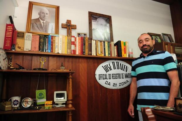 Após mais de 80 anos, família Balen deixa administração de cartório em Caxias do Sul Roni Rigon/Agencia RBS