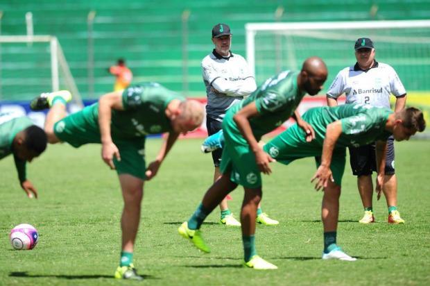 Em busca da primeira grande atuação no ano, Juventude encara o Inter no Beira-Rio Diogo Sallaberry/Agencia RBS