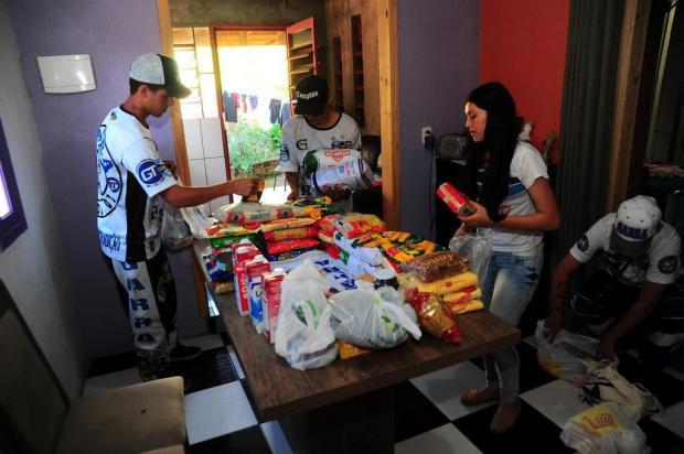 Rede de ajuda se forma em torno de recicladores roubados, em Caxias Porthus Junior/Agencia RBS