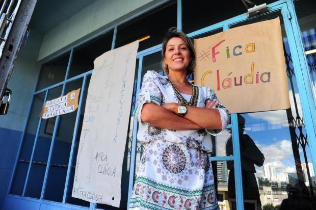 Comunidade protesta contra saída de diretora que mudou cenário de escola de Caxias Porthus Junior/Agencia RBS