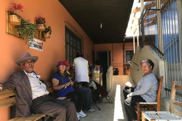 Projeto de reconstrução de asilo em Vacaria está próximo de conclusão Diego Mandarino/Agência RBS