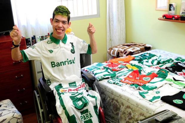 """Ca-Ju Sem limites: """"O Ju é uma doença que não quero o remédio"""",diz Christian Jean Diogo Sallaberry/Agencia RBS"""
