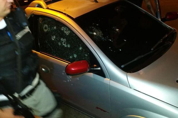 Homens invadem encontro e atiram contra carros com som alto em Garibaldi Brigada Militar/Divulgação