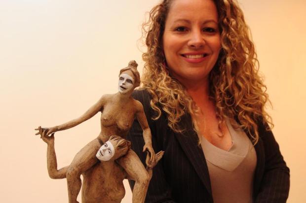 """Agenda: """"Daniela Através do Espelho""""abre a temporada de exposições da Fundação Casa das Artes de Bento Roni Rigon/Agencia RBS"""
