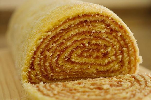 Aprenda a fazer o bolo de rolo, doce típico da região de Pernambuco Sabor intenso / Divulgação/Divulgação
